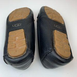 UGG Shoes - UGG Women's Clair Loafer flat black laser cut out